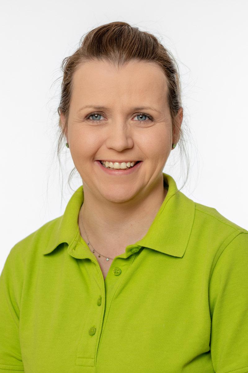 Portraitfoto von Anja Rennhack