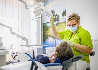 Praxis Dr. Liepe & Kollegen - Behandlungssituation